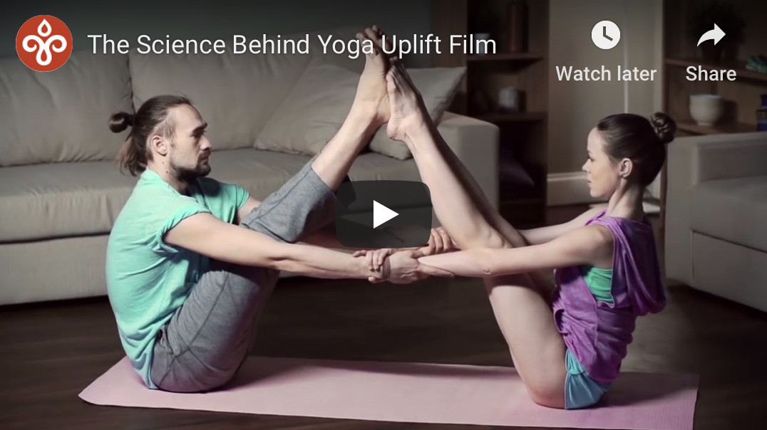 The Science Behind Yoga